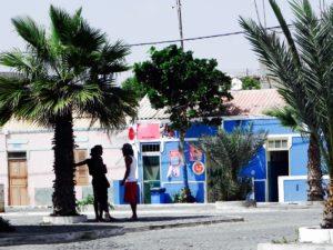 Sal in Santa Maria Kapverden
