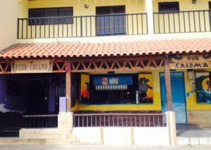 Pub Calema Santa Maria Sal Kapverden