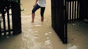 Regen Dominikanische Republik