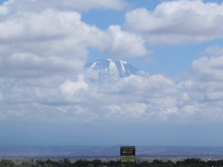 Die schönsten Orte der Welt Kilimandscharo