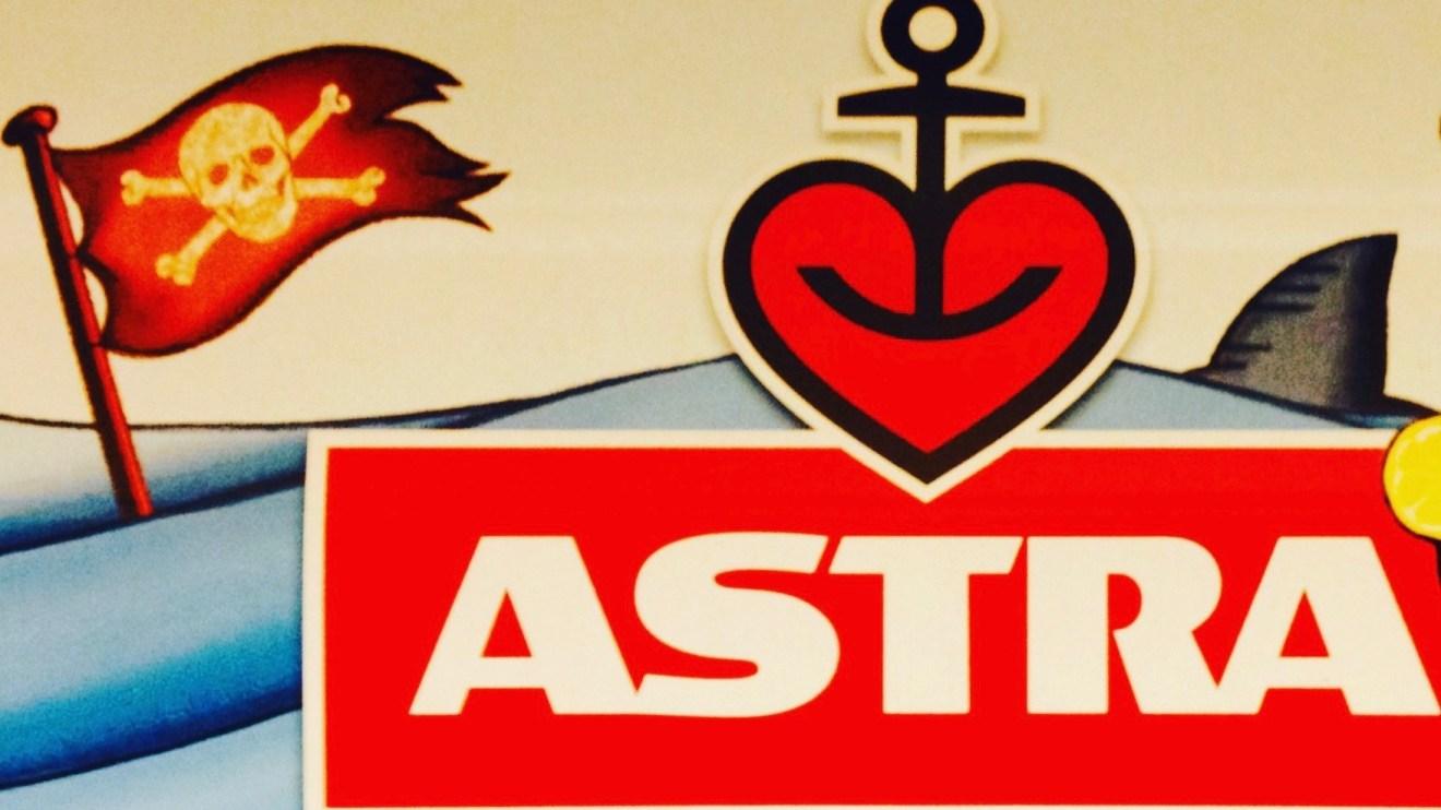 Astra Bier Hamburg