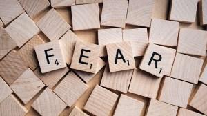 Angst auf Reise