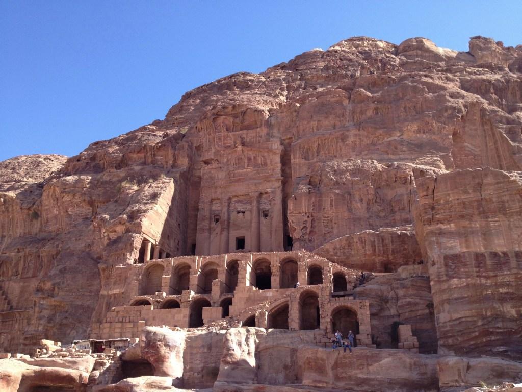 Petra Jordanien Beste Reisezeit