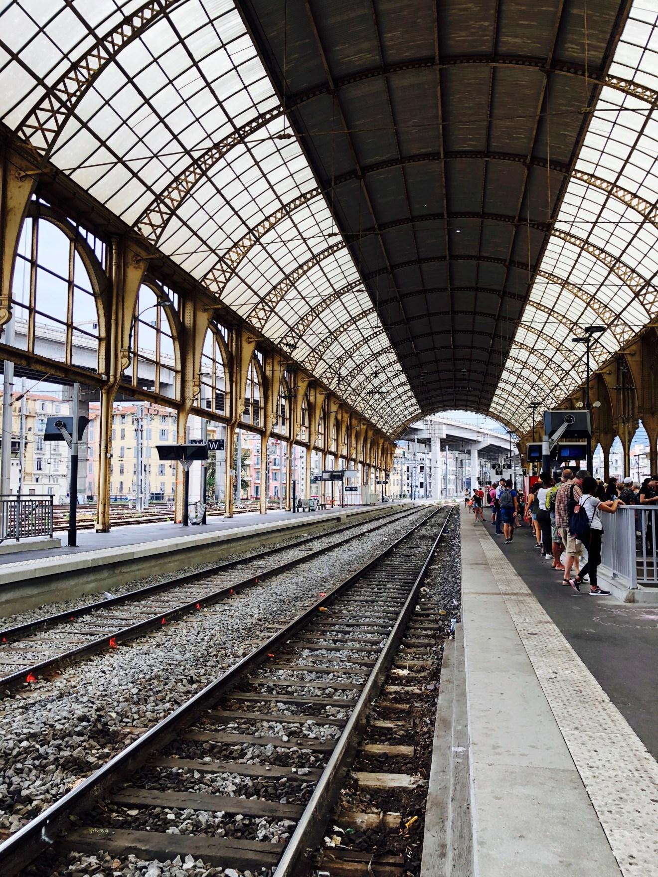 Bahnhof Nizza