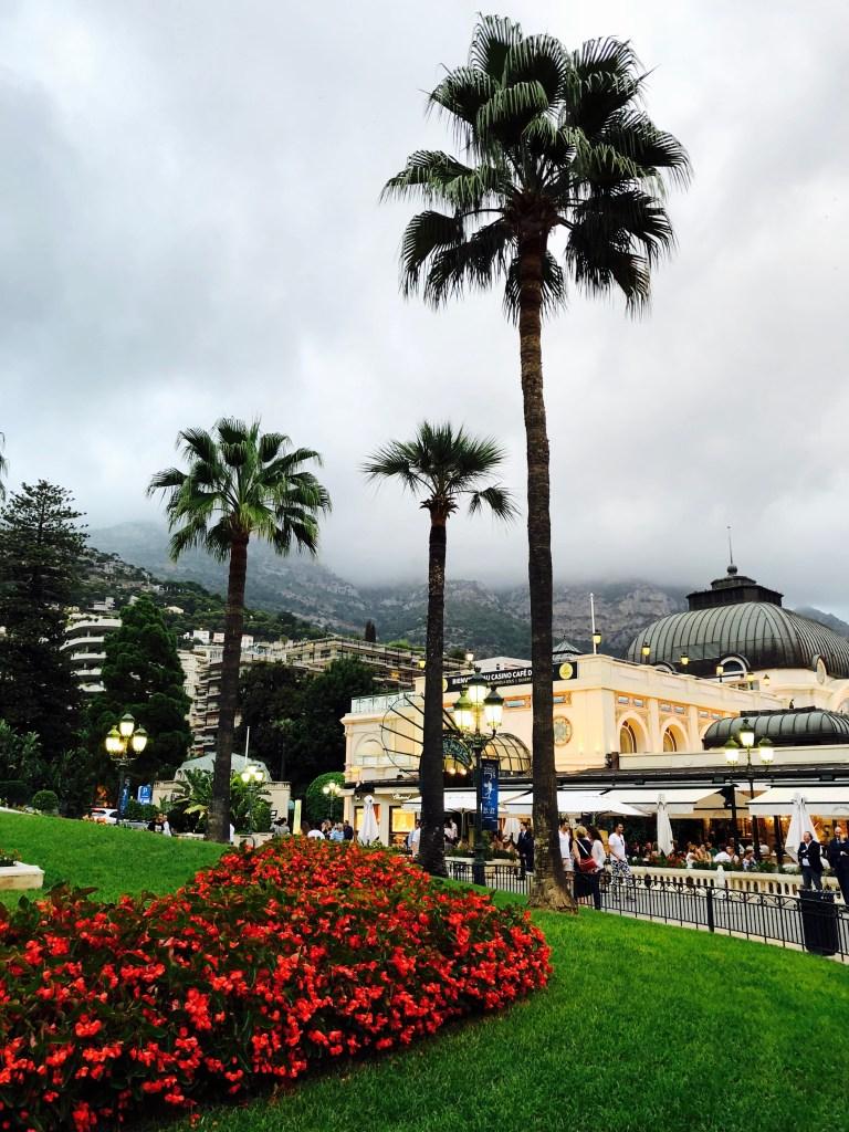 Café de Paris in Monaco
