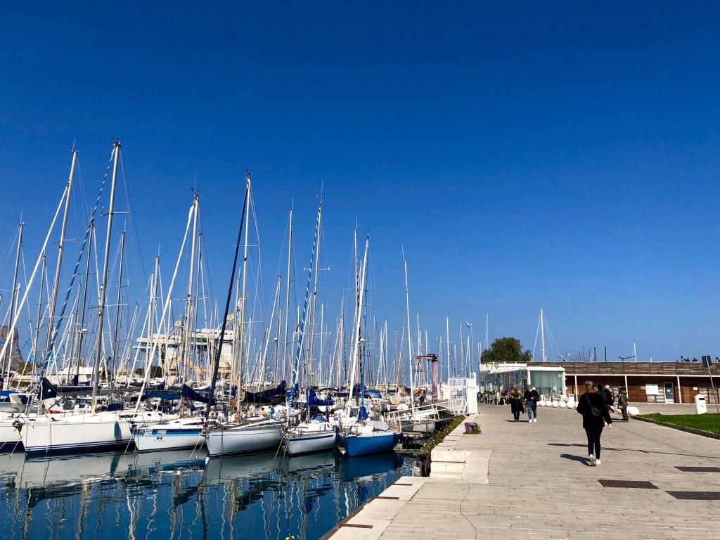 Palermo La Cala Hafen Reisetipps