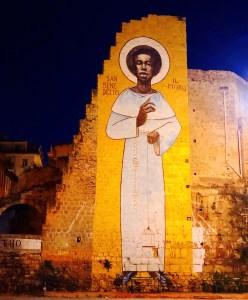 Palermo Streetart riesig