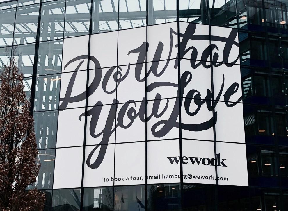 Do what you love Hamburg We Work
