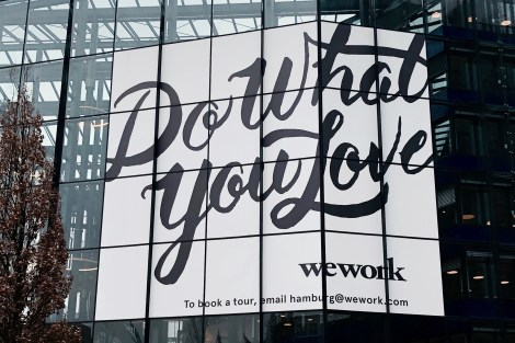 Do what you love Hamburg We Work