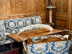 Ceaușescu Haus Empfangszimmer Bad Bukarest Tipp