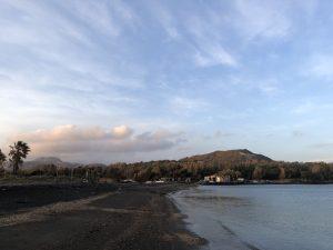 Schwarzer Strand Vulcano Liparische Insel Tipp