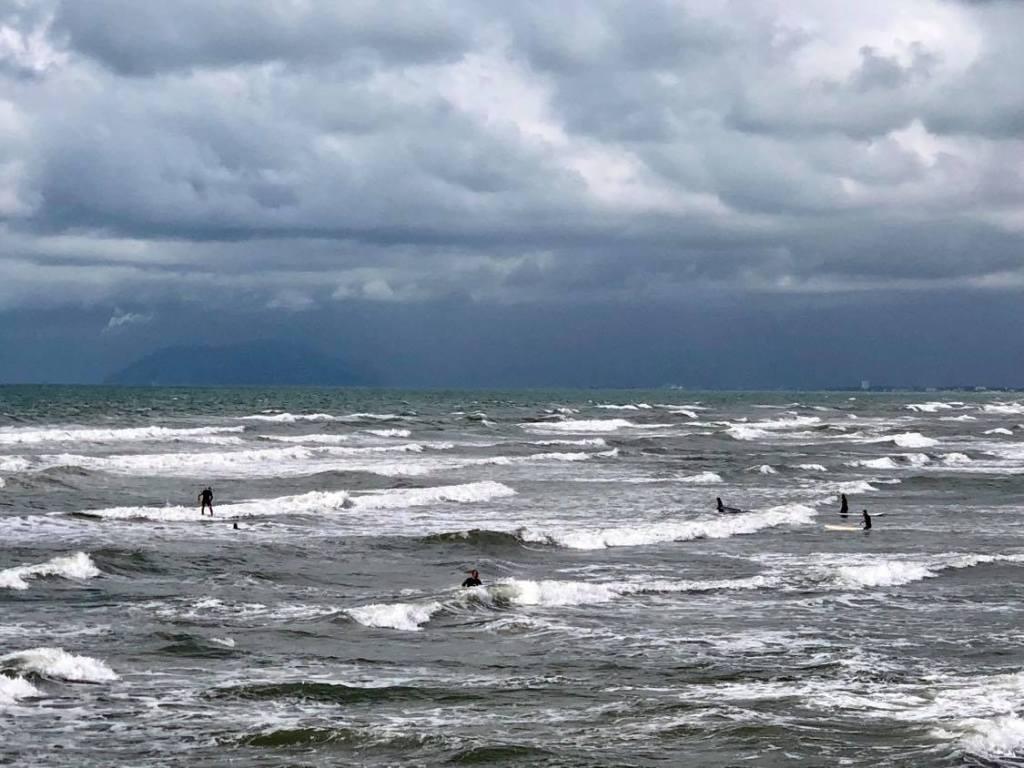 Pietrasanta Viarrggio Surfen