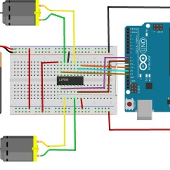 L293d Motor Driver Circuit Diagram Checking For Testicular Cancer Learn And Make Your Own Cheap A Complete