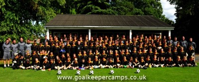 Goalkeeper-Camps