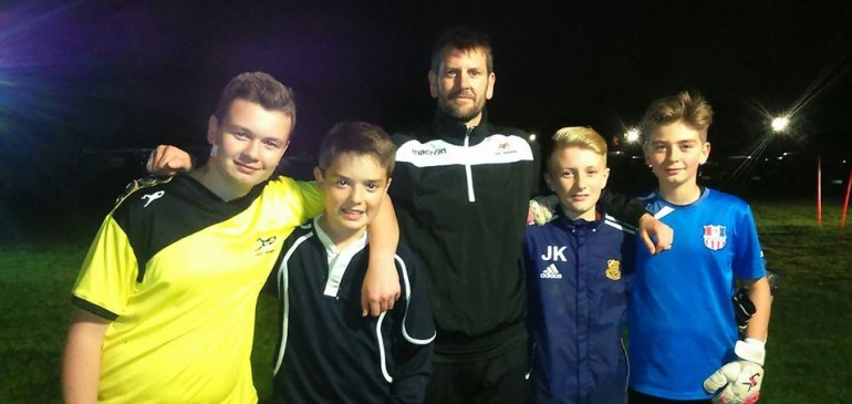Matt, Patrick, Jake and Eric all got picked to represent thier district.. All the boys attend J4K Ruislip sessions.