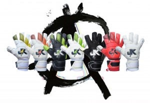 J4K Anarchy Goalkeeper Glove