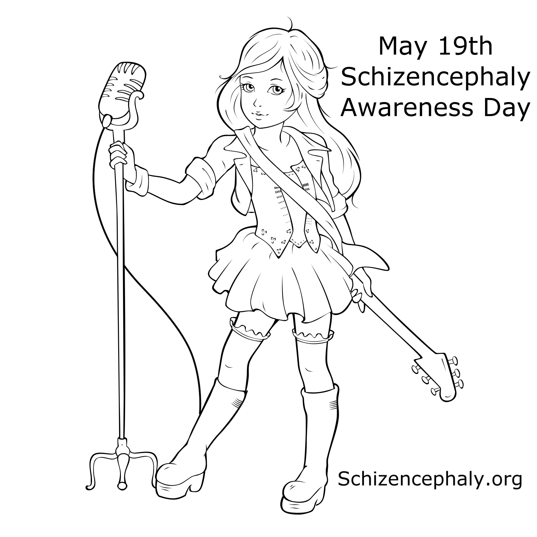 May 19th Schizencephaly Contest