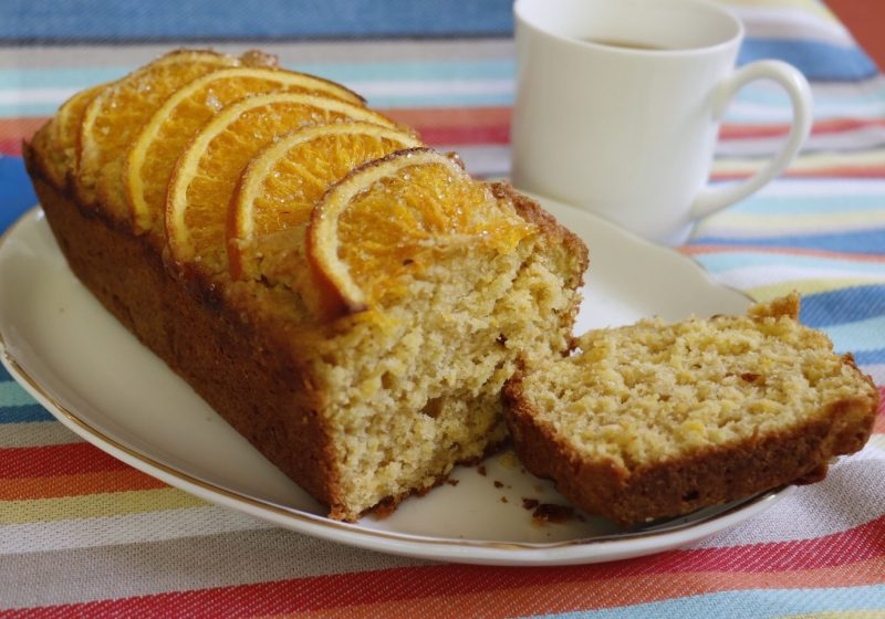 orange cake join bake club