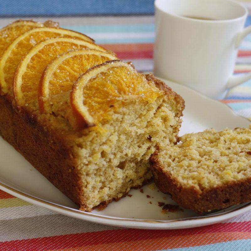 orange cake join bake club