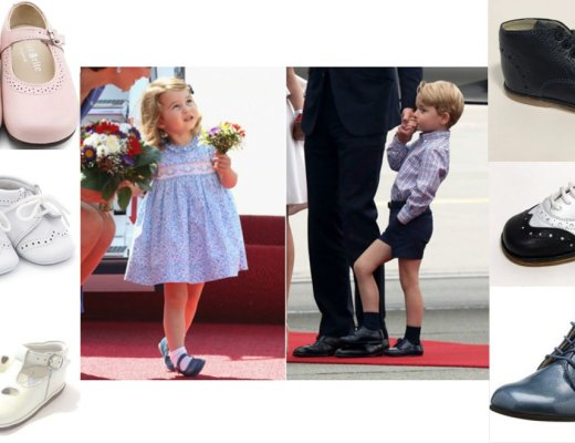 scarpe per bambini stile baby royal
