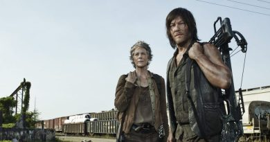 Daryl et Carol - Just About TV