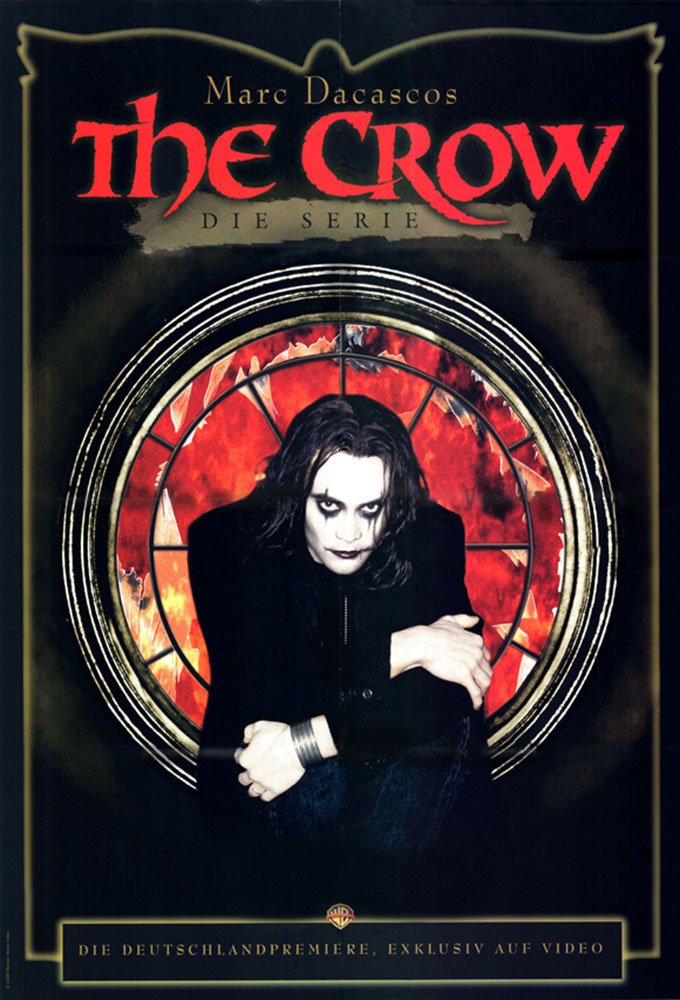 The Crow Stairway to Heaven