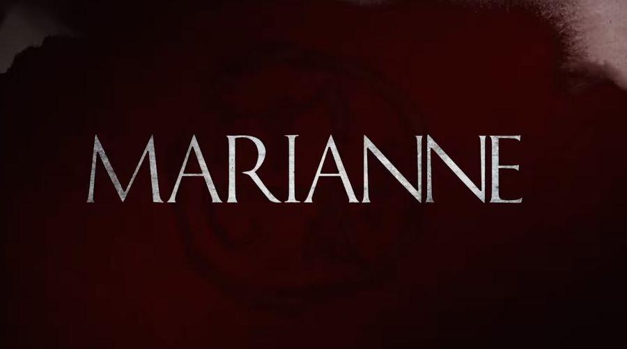 Marianne : la première série d'horreur française débarque sur Netflix !