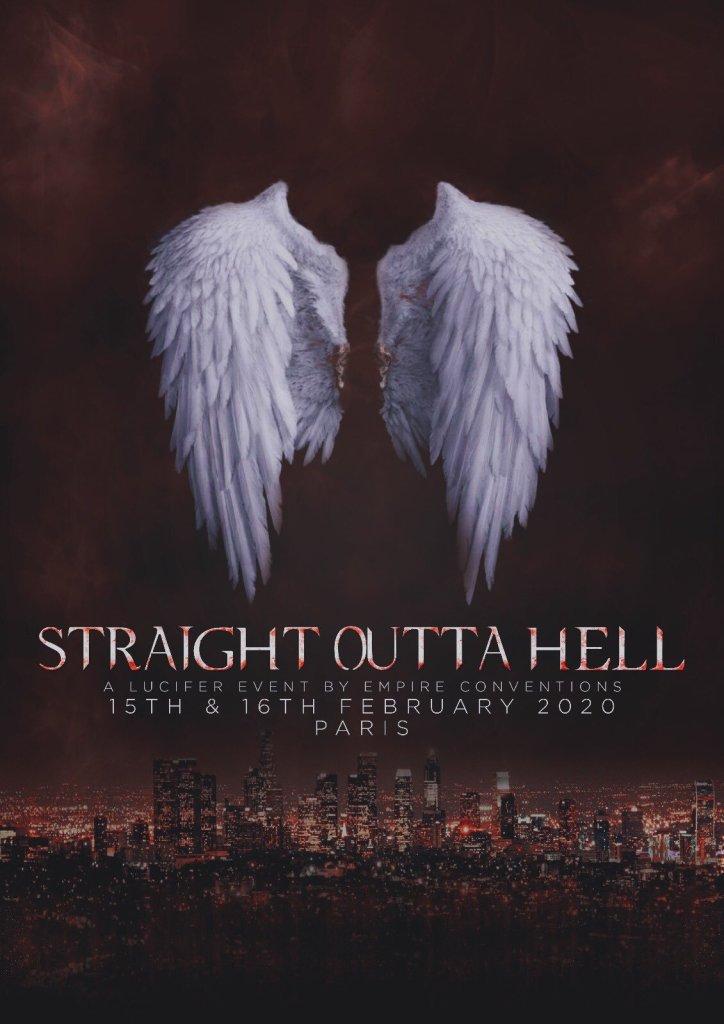 Empire Conventions annonce son nouvel évènement sur Lucifer