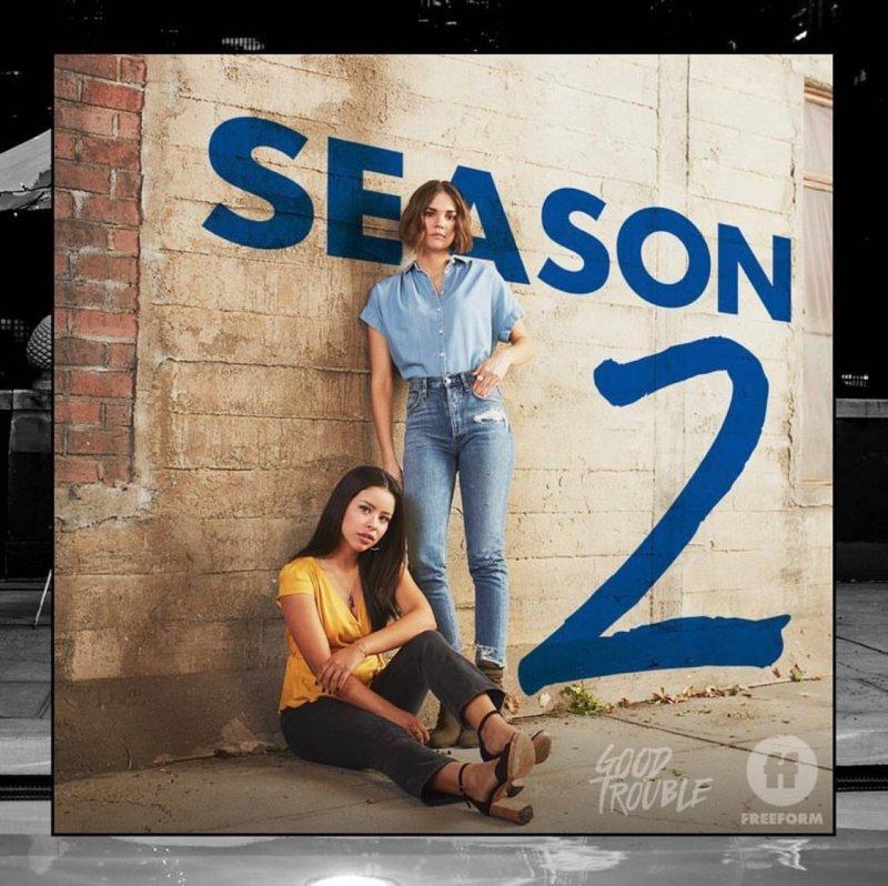 Good Truble renouvelée pour une deuxième saison par Freeform