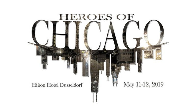 Heroes of Chicago : la nouvelle convention d'Entertainment Events
