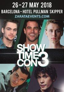 Focus sur la convention ShowTimeCon3 de Zarata Events