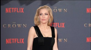 Gillian Anderson - Just About TV