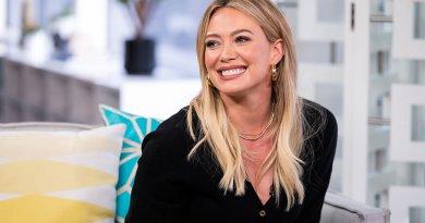 Hilary Duff enceinte de son troisième enfant