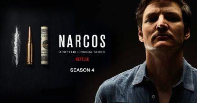 Narcos saison 4