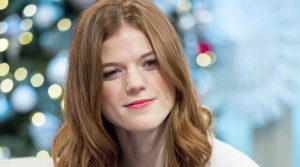 Rose Leslie - Just About TV