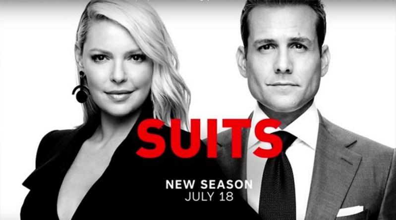 Suits : un trailer pour la saison finale dévoilée par USA Network