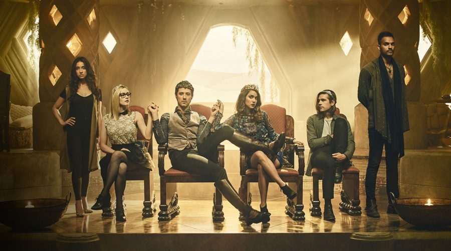 The Magicians s4