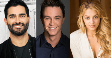 Tyler Hoechlin, Gage Golightly, Ryan Kelley invités à la Howl At The Moon 3 d'UltimEvents
