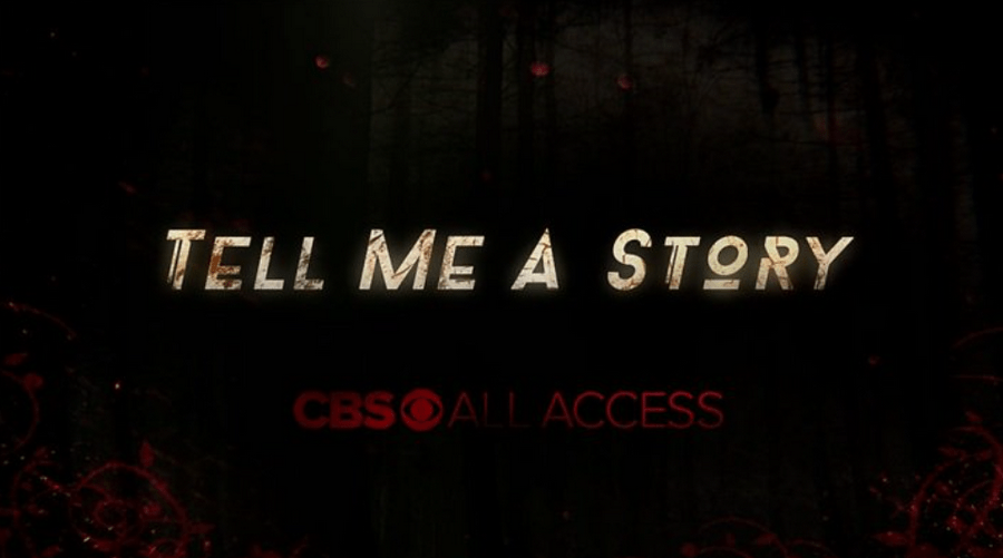 Un trailer pour la nouvelle série de CBS : Tell Me A Story