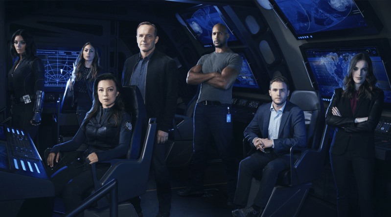 La saison 4 de Marvel's Agents of SHIELD sera diffusée sur 6ter