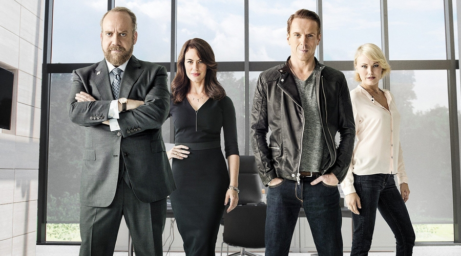 Billions - Just About TV