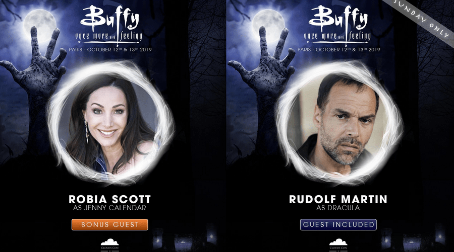 Deux nouveaux invités annoncés à la Buffy 3 de CloudsCon