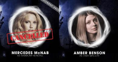 Une annulation et deux nouvelles invitées annoncées à la convention Buffy de CloudsCon ! [Mise à jour]