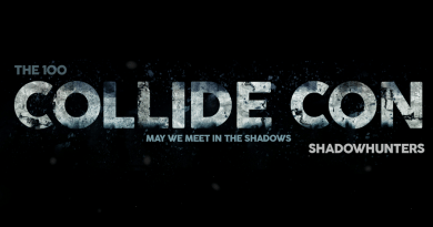 #CollideCon : focus sur l'événement mêlant Shadowhunters et The 100 par Zarata Events