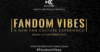 Focus sur le prochain évènement de Kinetic Vibe : Fandom Vibes