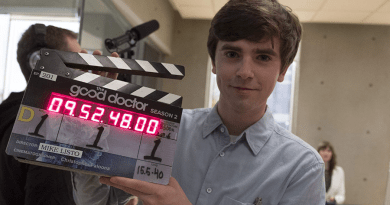 TF1 enchainera avec la saison 2 de The Good Doctor en novembre