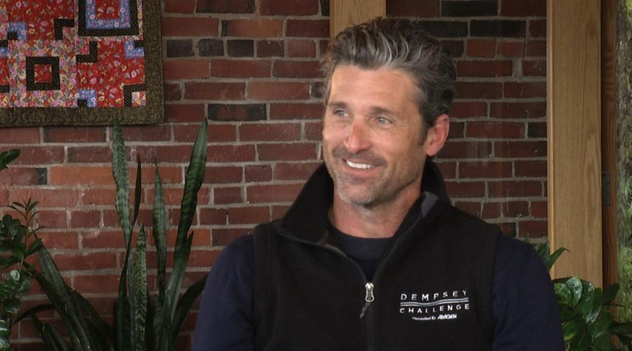 Patrick Dempsey - Just About TV