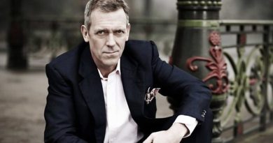 Hugh Laurie - Just About TV