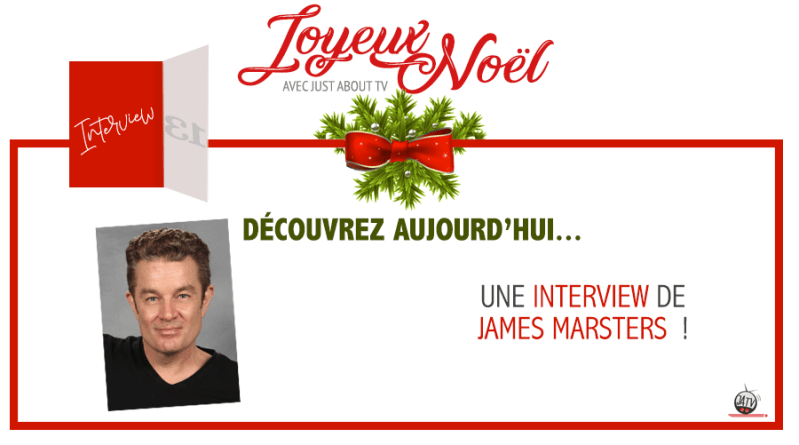 [Calendrier de l'avent – Jour 13] Interview exclusive avec James Marsters lors de la Buffy 3 de CloudsCon