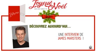 [Calendrier de l'avent – Jour 13] Interview exclusive avec James Marsters lors de la Buffy 3 de CloudsCon